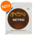 Martin MM13 Retro Acoustic Guitar Strings - .013-.056 Medium