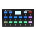 RJM Music Mastermind GT/16 - 16 Button MIDI Controller Pedal