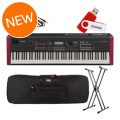 Yamaha MOXF8 88-key Stage Performance BundleMOXF8 88-key Stage Performance Bundle
