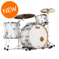 Pearl Music City Custom Masters Maple Reserve Shell Pack - 3-piece - Pearl White Oyster