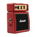 Marshall MS-2R 1-watt Battery-powered Micro Amp - RedMS-2R 1-watt Battery-powered Micro Amp - Red