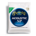 Martin MSP-3000 SP 80/20 Bronze Extra Light Acoustic StringsMSP-3000 SP 80/20 Bronze Extra Light Acoustic Strings
