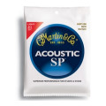 Martin MSP-3100 SP 80/20 Bronze Light Acoustic StringsMSP-3100 SP 80/20 Bronze Light Acoustic Strings