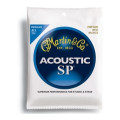 Martin MSP-3200 SP 80/20 Bronze Medium Acoustic StringsMSP-3200 SP 80/20 Bronze Medium Acoustic Strings