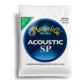 Martin MSP-4000 SP 92/8 Phosphor Bronze Extra Light Acoustic StringsMSP-4000 SP 92/8 Phosphor Bronze Extra Light Acoustic Strings