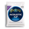 Martin MSP-4050 SP 92/8 Phosphor Bronze Custom Light Acoustic Strings