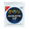 Martin MSP-4100 SP 92/8 Phosphor Bronze Light Acoustic Strings