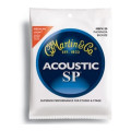 Martin MSP-4150 SP 92/8 Phosphor Bronze Light/Medium Acoustic Strings