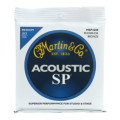 Martin MSP-4200 SP 92/8 Phosphor Bronze Medium Acoustic Strings