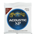Martin MSPHT10 SP 92/8 Phosphor Bronze High Tuning Acoustic Strings