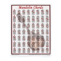 Walrus Productions Mini Laminated Chart, MandolinMini Laminated Chart, Mandolin
