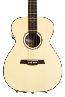 Seagull Guitars Maritime SWS Concert Hall - Natural