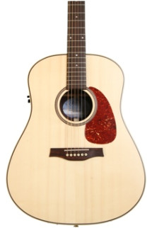 Seagull Guitars Maritime SWS Rosewood Semi-gloss QI - Natural