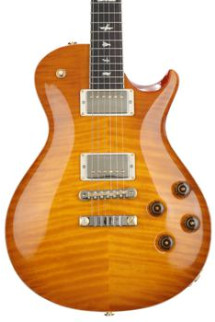 PRS McCarty Singlecut 594 10-Top - McCarty Sunburst with Pattern Vintage Neck
