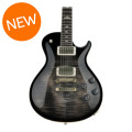 PRS McCarty Singlecut 594 Figured Top - Charcoal Burst with Pattern Vintage NeckMcCarty Singlecut 594 Figured Top - Charcoal Burst with Pattern Vintage Neck
