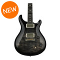 PRS McCarty 10-Top - Charcoal Smokeburst with Pattern Regular NeckMcCarty 10-Top - Charcoal Smokeburst with Pattern Regular Neck