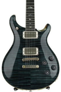 PRS McCarty 594 Artist Package - Slate Blue with Pattern Vintage Neck