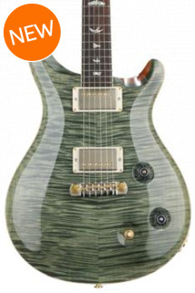 PRS McCarty 10-Top - Trampas Green with Pattern Regular Neck