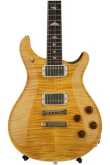 PRS McCarty 594 10-Top - Honey with Pattern Vintage Neck