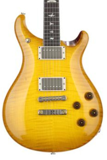 PRS McCarty 594 Figured Top - McCarty Sunburst with Pattern Vintage Neck