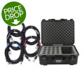 Gator /Pro Co Bundle - Sweetwater Exclusive! Mic Case + (5) XLR Cables/Pro Co Bundle - Sweetwater Exclusive! Mic Case + (5) XLR Cables