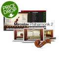 IK Multimedia Miroslav Philharmonik 2 Orchestral Software Instrument - Crossgrade (download)