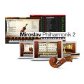 IK Multimedia Miroslav Philharmonik 2 Orchestral Software Instrument - Upgrade (boxed with USB Drive)