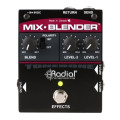 Radial Mix-Blender Dual Instrument Buffer, Mixer, and FX Loop InterfaceMix-Blender Dual Instrument Buffer, Mixer, and FX Loop Interface