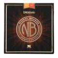 D'Addario NB1047 Nickel Bronze Acoustic Strings .010-.047 Extra-light