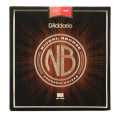 D'Addario NB1356 Nickel Bronze Acoustic Strings .013-.056 Medium