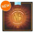 D'Addario Nickel Bronze Mandolin Strings - .010-.038 LightNickel Bronze Mandolin Strings - .010-.038 Light