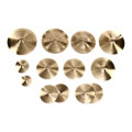 Sabian Paragon Neil Peart Complete Cymbal Set with Flight CaseParagon Neil Peart Complete Cymbal Set with Flight Case