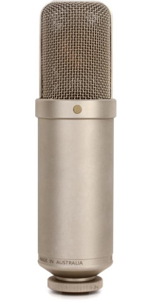 NTK Large-diaphragm Tube Condenser Microphone