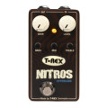 T-Rex Nitros Hypergain Distortion Pedal with Active 3-band EQNitros Hypergain Distortion Pedal with Active 3-band EQ