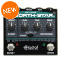 Radial Tonebone North Star Overdrive and 24dB Boost PedalTonebone North Star Overdrive and 24dB Boost Pedal