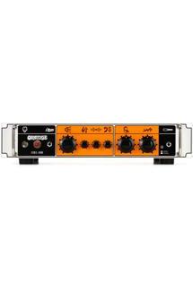 Orange OB1-500 500W Single Channel Solid State Bass Head