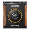 Waves OneKnob Phatter Plug-in OneKnob Phatter Plug-in