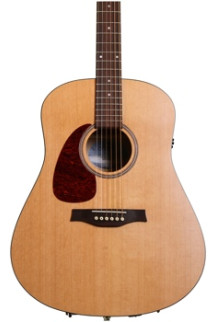 Seagull Guitars S6 Original QI Left-handed - Natural