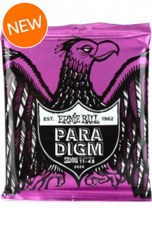 Ernie Ball Paradigm Electric Guitar Strings .011-.048 Power Slinky