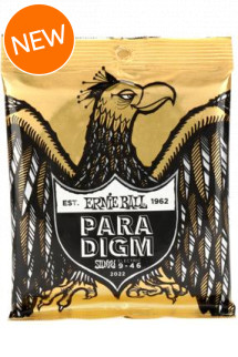 Ernie Ball Paradigm Electric Guitar Strings .009-.046 Hybrid Slinky