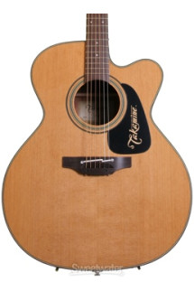 Takamine P1JC - Natural Satin
