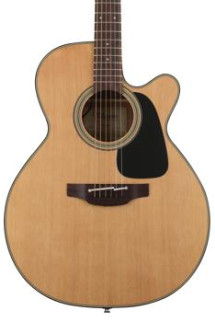 Takamine P1NC - Natural Satin