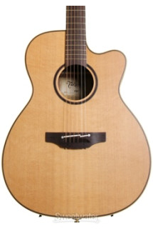 Takamine P3MC Dreadnought Acoustic/Electric w/Cutaway, Natural