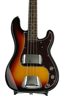 Fender American Vintage '63 P Bass - 3-Color Sunburst