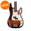 Fender American Professional Precision Bass - 3-color Sunburst with Rosewood FingerboardAmerican Professional Precision Bass - 3-color Sunburst with Rosewood Fingerboard