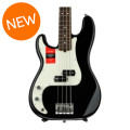 Fender American Professional Precision Bass, Left-handed - Black with Rosewood FingerboardAmerican Professional Precision Bass, Left-handed - Black with Rosewood Fingerboard