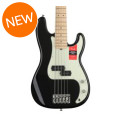 Fender American Professional Precision Bass V - Black with Maple FingerboardAmerican Professional Precision Bass V - Black with Maple Fingerboard