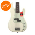 Fender American Professional Precision Bass V - Olympic White with Rosewood FingerboardAmerican Professional Precision Bass V - Olympic White with Rosewood Fingerboard