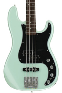 Fender Deluxe Active P Bass Special - Surf Pearl with Rosewood Fingerboard