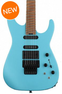 Jackson USA Signature Phil Collen PC1 - Matte Blue Frost